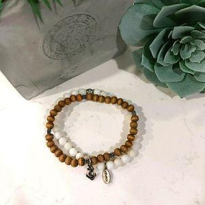 AEO Beaded Bracelets